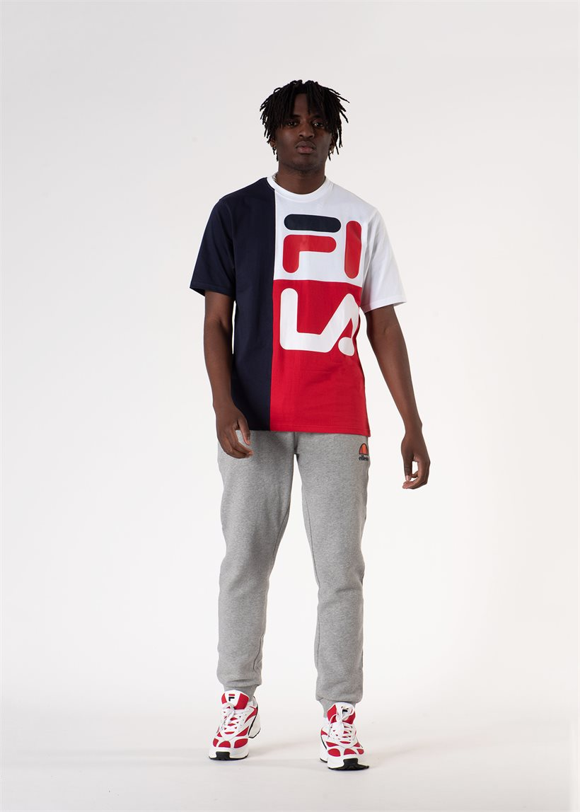 T shirt Indo Colour Block Fit Tee